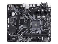 B450M S2H (rev. 1.0) Buchse AM4 AMD B450 Micro ATX