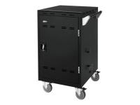 AVer E24c - Wagen (nur Laden) für 24 Tablets / Notebooks - verriegelbar