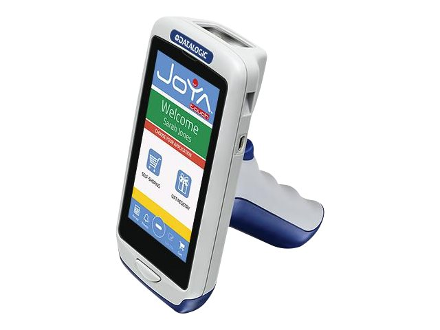 "Datalogic Joya Touch Plus - Datenerfassungsterminal - Win Embedded Compact 7 - 1 GB - 10.9 cm (4.3"")"