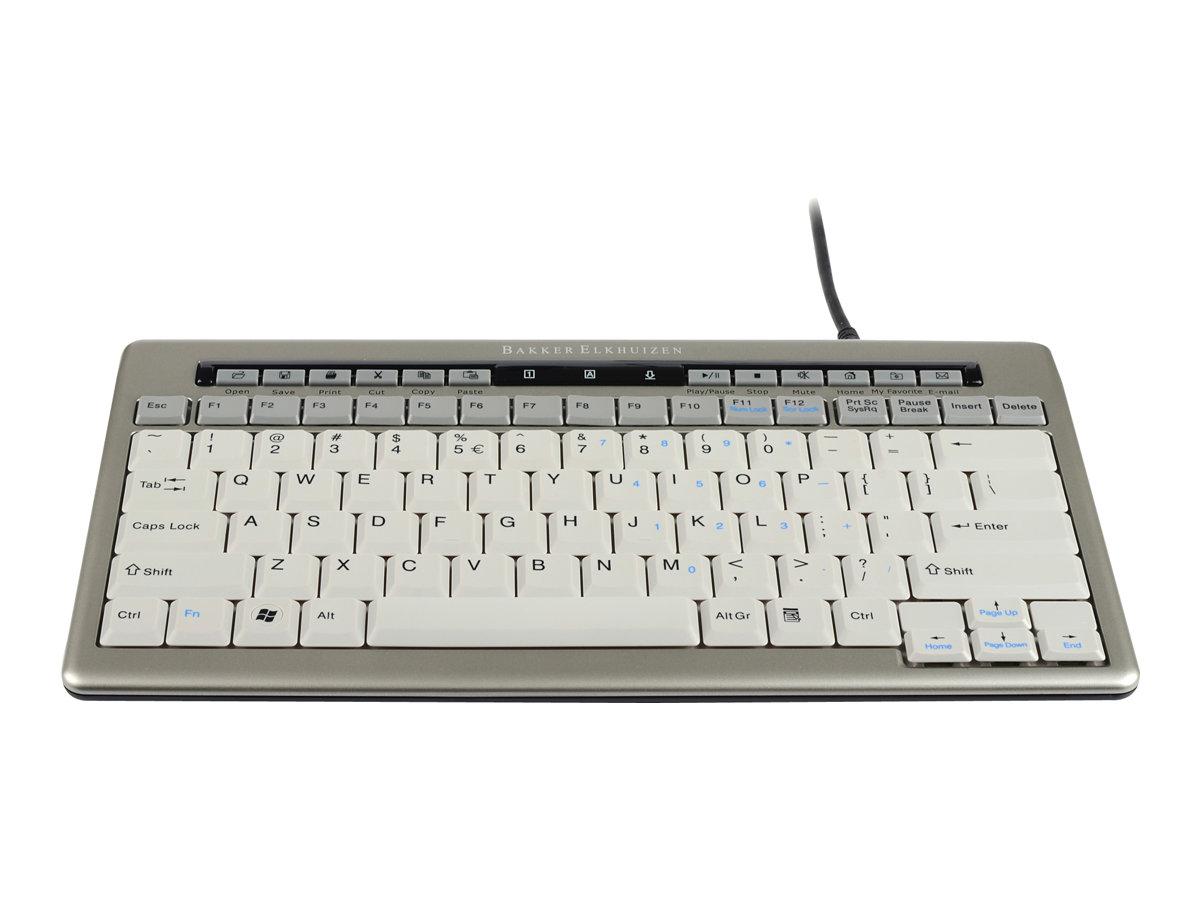 Bakker Elkhuizen S-board 840 - Tastatur - USB