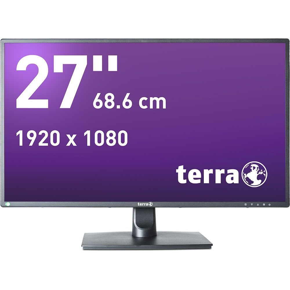 Wortmann TERRA LED 2756W - GREENLINE PLUS - LED-Monitor