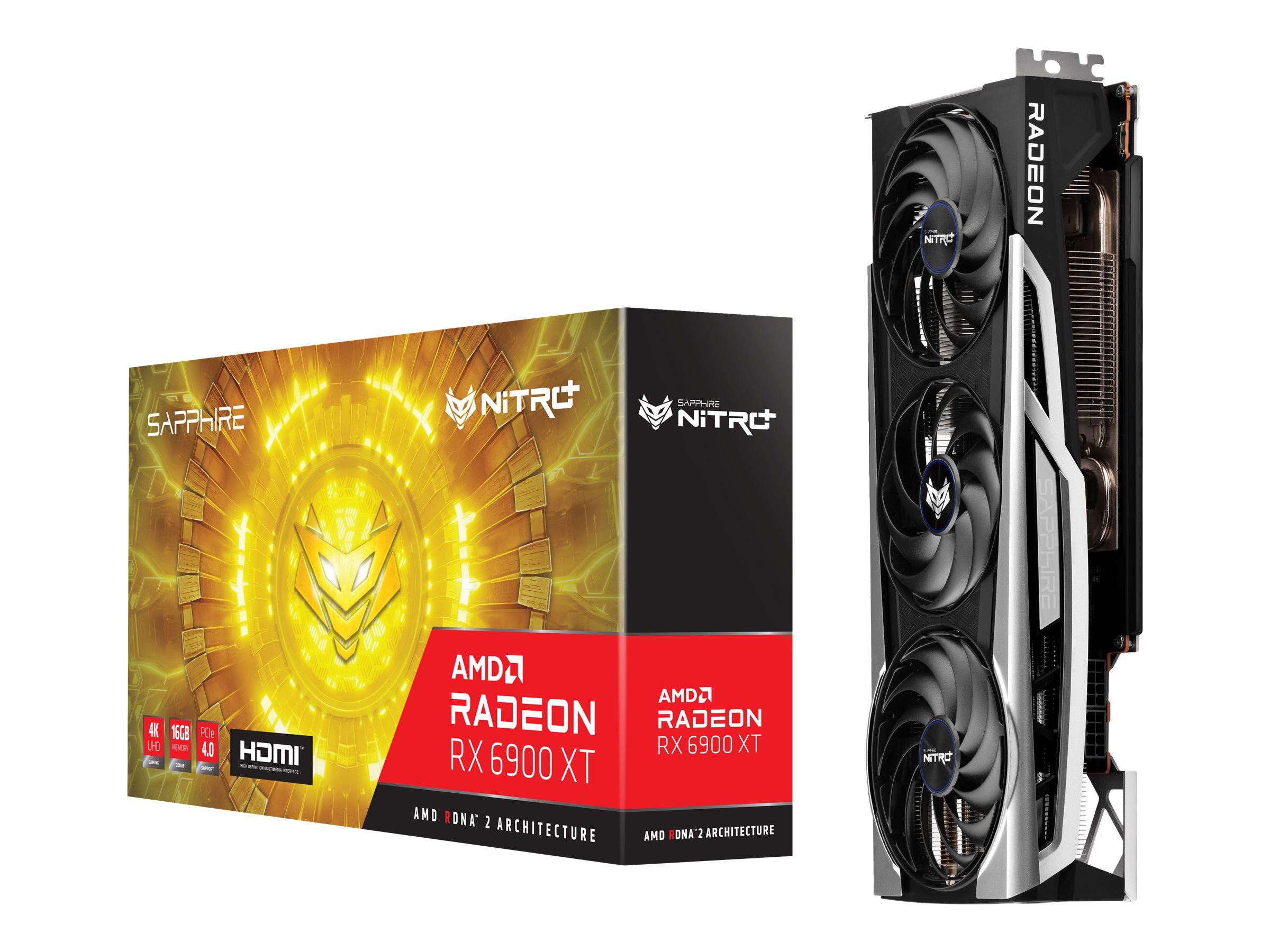 Sapphire NITRO+ RX 6900 XT - Grafikkarten - Radeon RX 6900 XT