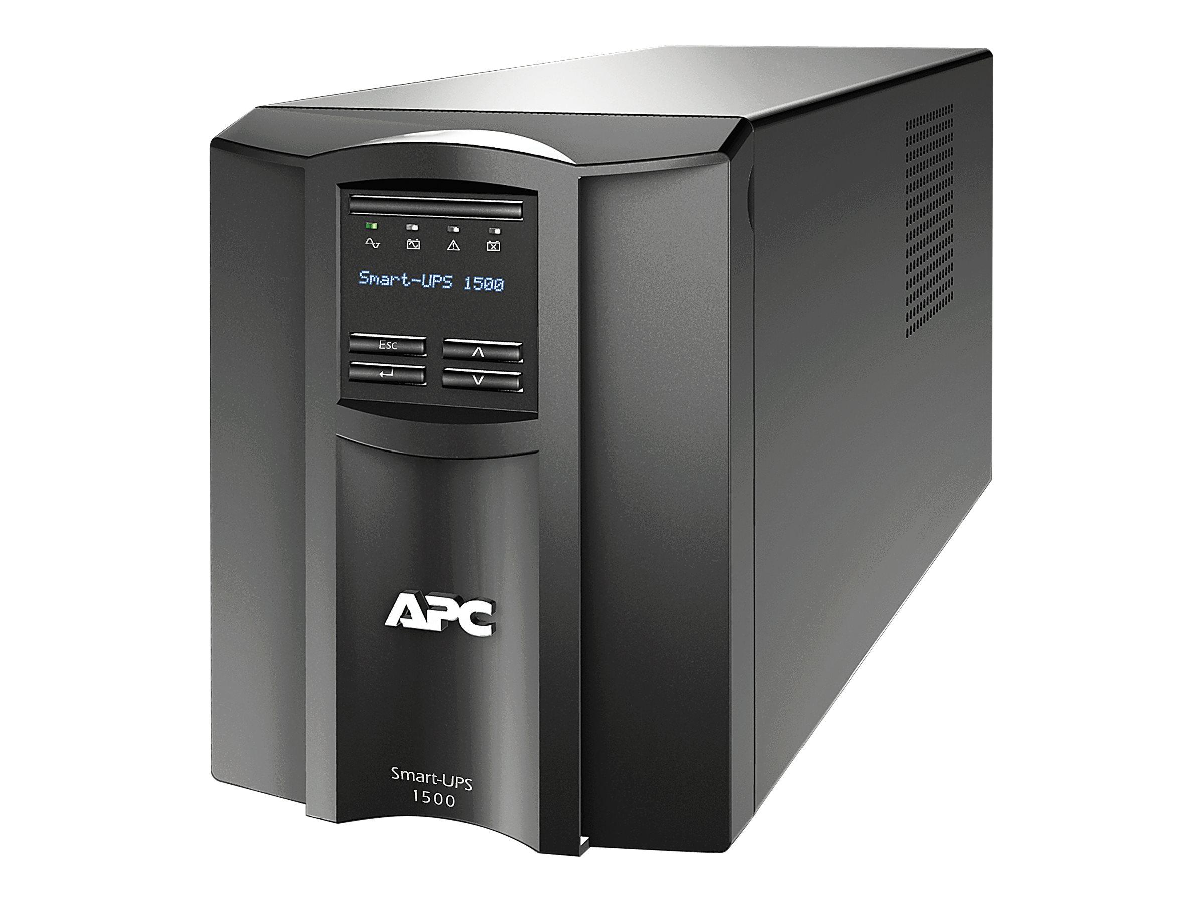 APC Smart-UPS SMT1500IC - USV - Wechselstrom 220/230/240 V