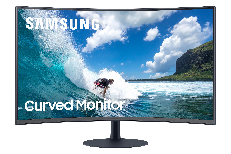 "Samsung C32T550FDU - T55 Series - LED-Monitor - gebogen - 80 cm (32"")"