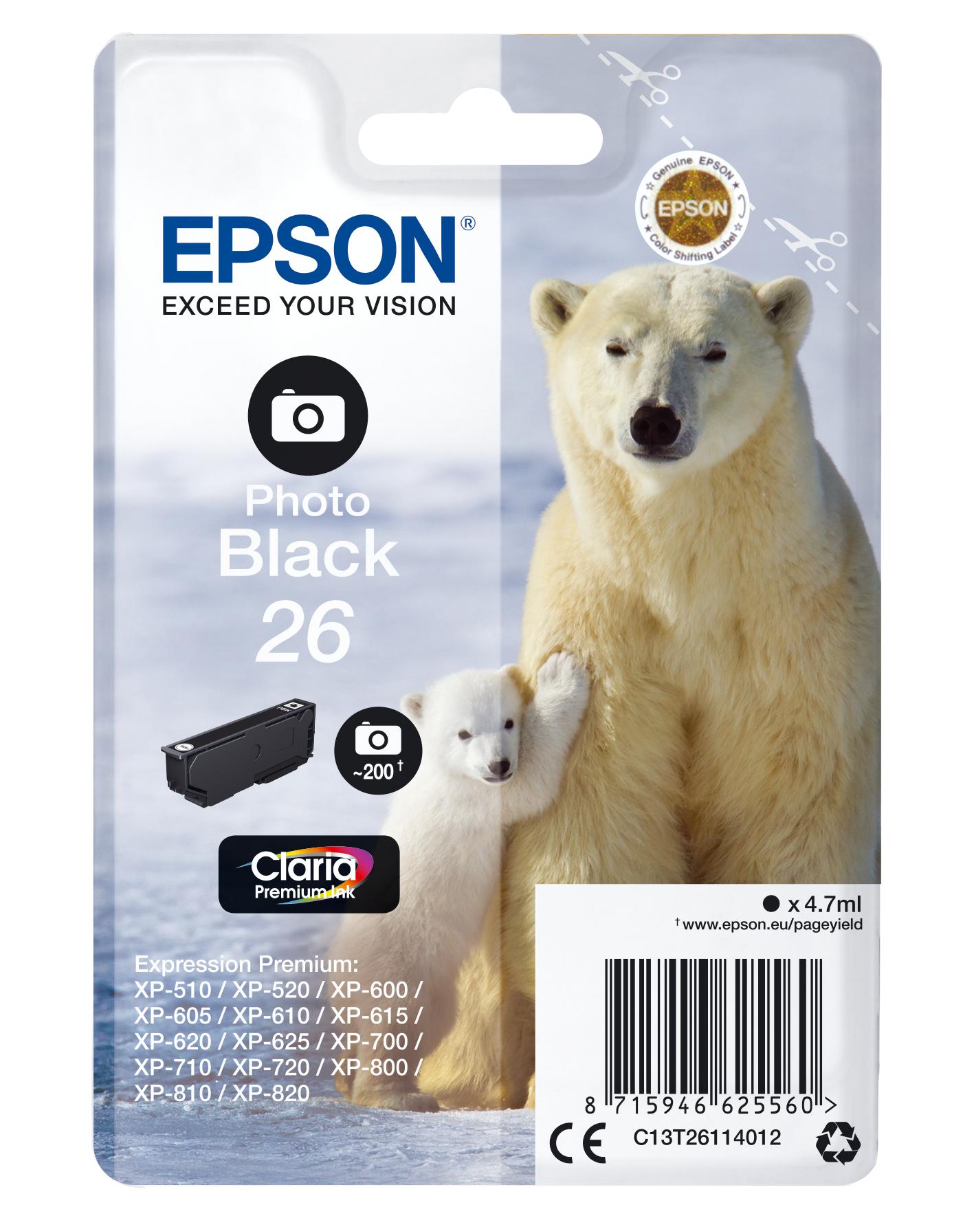 Epson C13T26114010