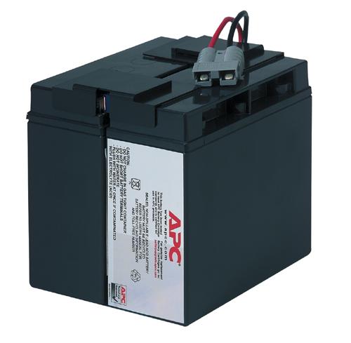 APC RBC7 Plombierte Bleisäure (VRLA) Wiederaufladbare Batterie