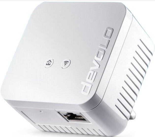 Devolo dLAN 550 WiFi 500 Mbit/s IEEE 1901,IEEE 802.11b,IEEE 802.11g,IEEE 802.11n,IEEE 802.1p,IEEE 802.3,IEEE 802.3az,IEEE... Type G Fast Ethernet