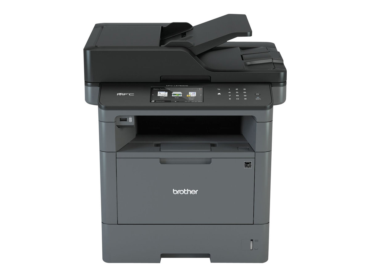 Brother MFC-L5750DW - Multifunktionsdrucker - s/w - Laser - Legal (216 x 356 mm)