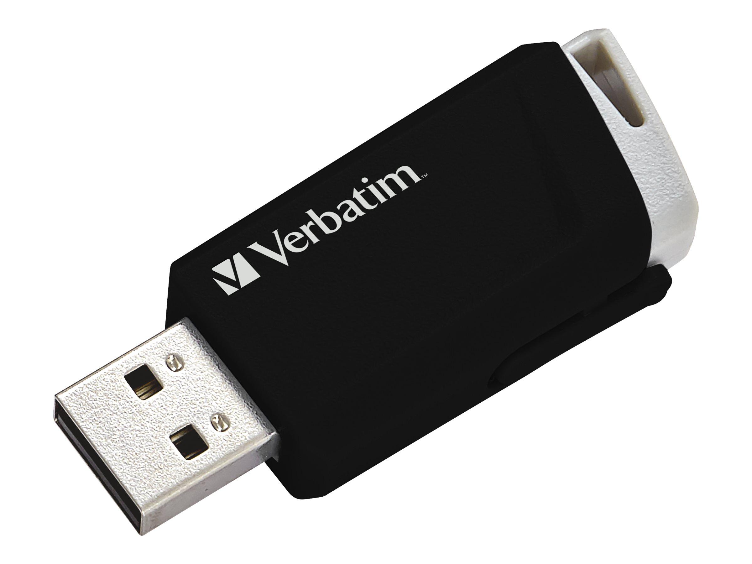 Verbatim Store 'n' Click - USB-Flash-Laufwerk