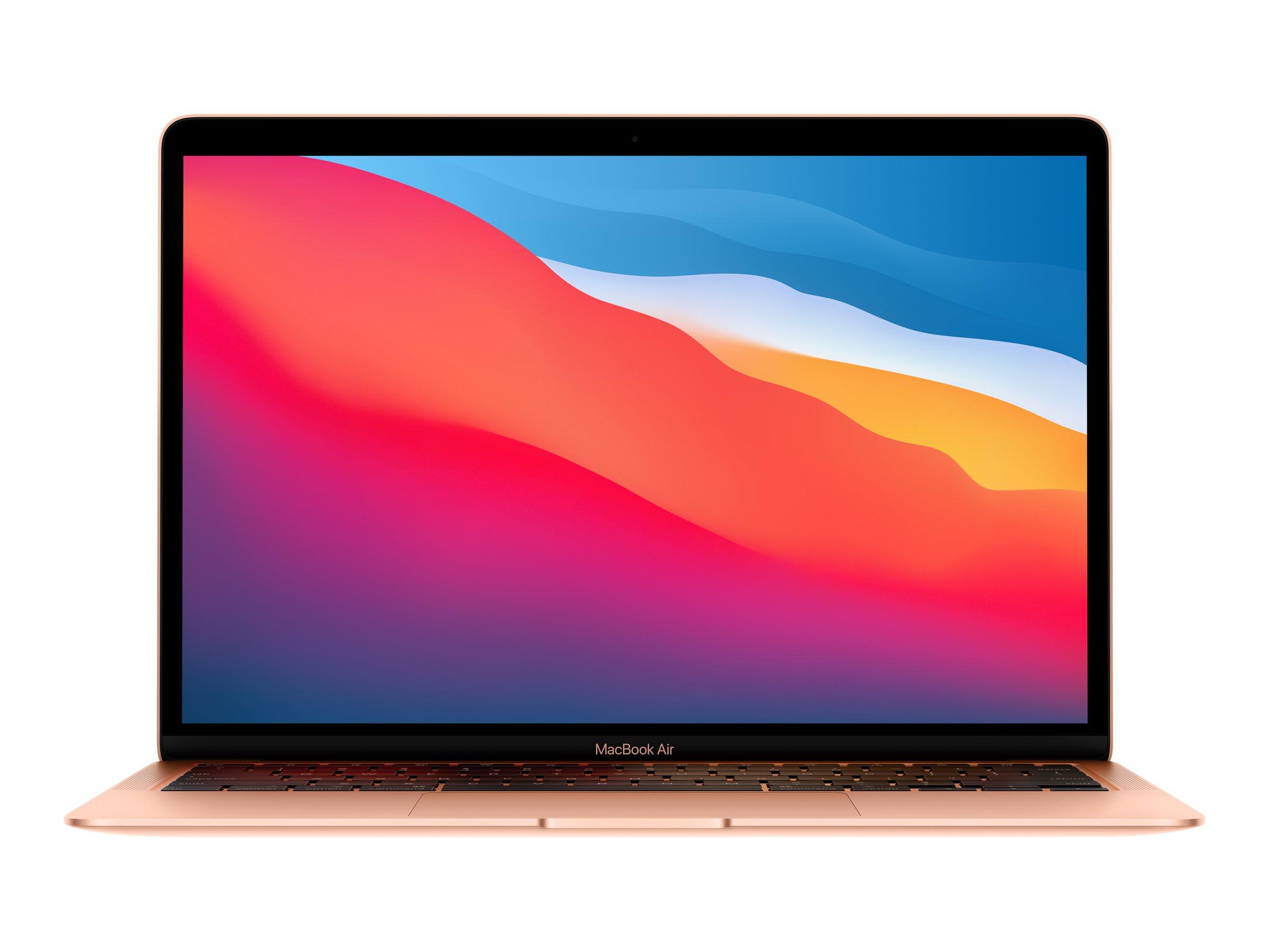 "Apple MacBook Air with Retina display - M1 - macOS Big Sur 11.0 - 8 GB RAM - 512 GB SSD - 33.8 cm (13.3"")"