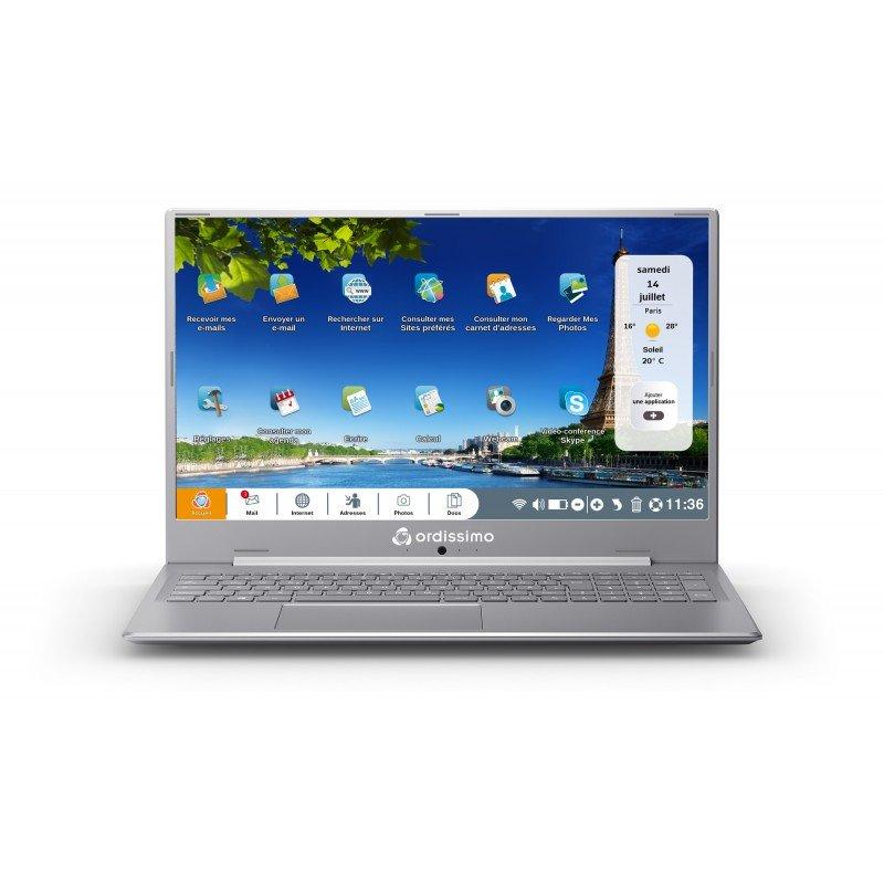 Ordissimo ART0384 - Intel? Pentium? - 1,1 GHz - 43,9 cm (17.3 Zoll) - 1920 x 1080 Pixel - 4 GB - 256 GB