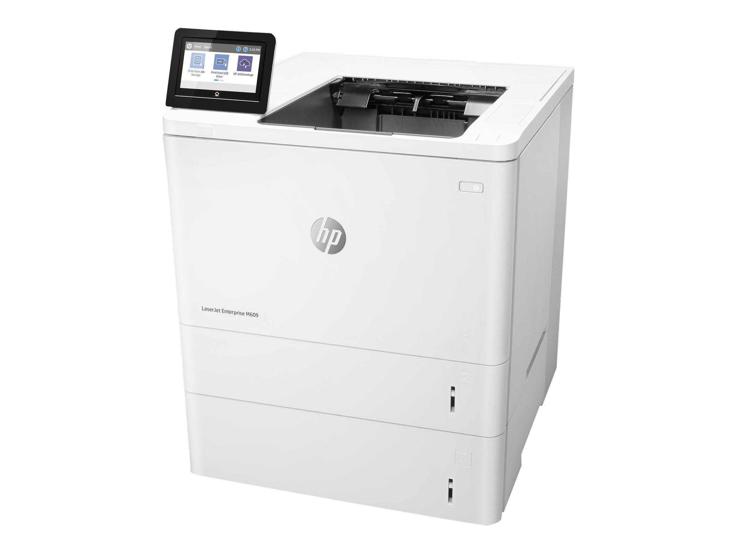 HP LaserJet Enterprise M609x - Drucker - monochrom