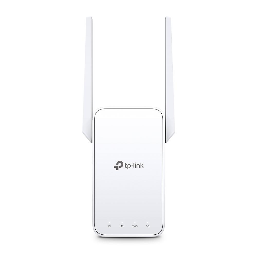 Vorschau: TP-LINK RE315 - 867 Mbit/s - 10,100 Mbit/s - Extern - 10/100Base-T(X) - IEEE 802.11a,IEEE 802.11ac,IEEE 802.11b,IEEE 802.11g,IEEE 802.11n - 802.11a,802.11b,802.11g,Wi-Fi 4 (802.11n),Wi-Fi 5 (802.11ac)
