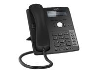 D715 IP-Telefon Schwarz Kabelgebundenes Mobilteil 12 Zeilen