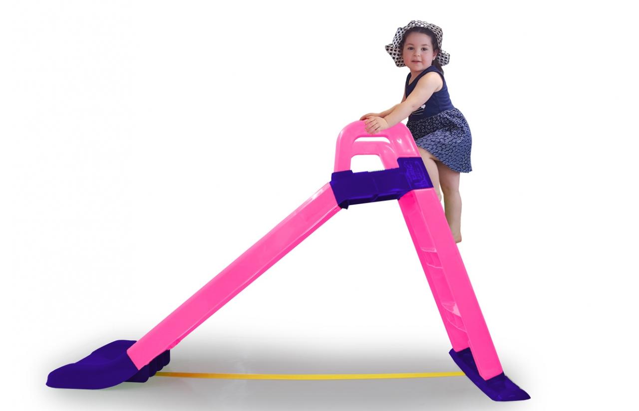 JAMARA 460503 - Montierbar - Blau - Pink - Kunststoff - 1 Jahr(e) - 3 Schritte - 1450 mm