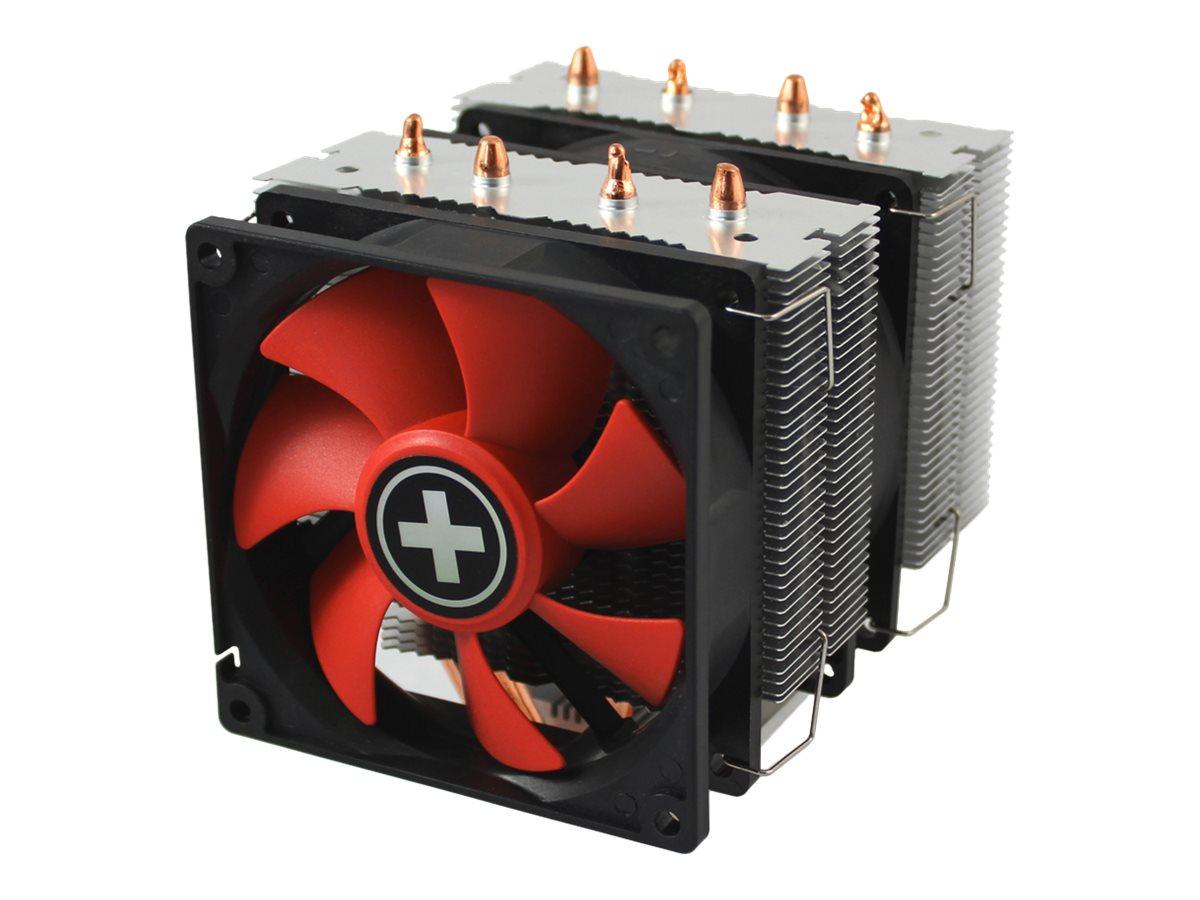 Xilence Performance C Series M504D - Prozessor-Luftkühler - (für: LGA1156, AM2, AM2+, AM3, LGA1155, AM3+, LGA2011, FM1, FM2, LGA1150, FM2+, LGA1151, AM4)