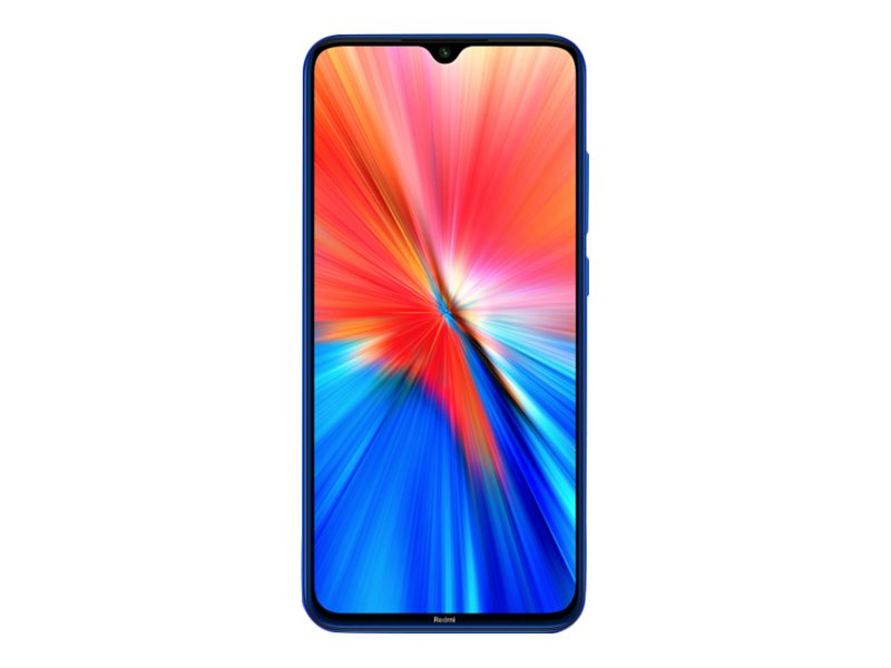 "Xiaomi Redmi Note 8 2021 - Smartphone - Dual-SIM - 4G LTE - 64 GB - microSD slot - 6.3"" - 2340 x 1080 Pixel (409 ppi (Pixel pro Zoll))"