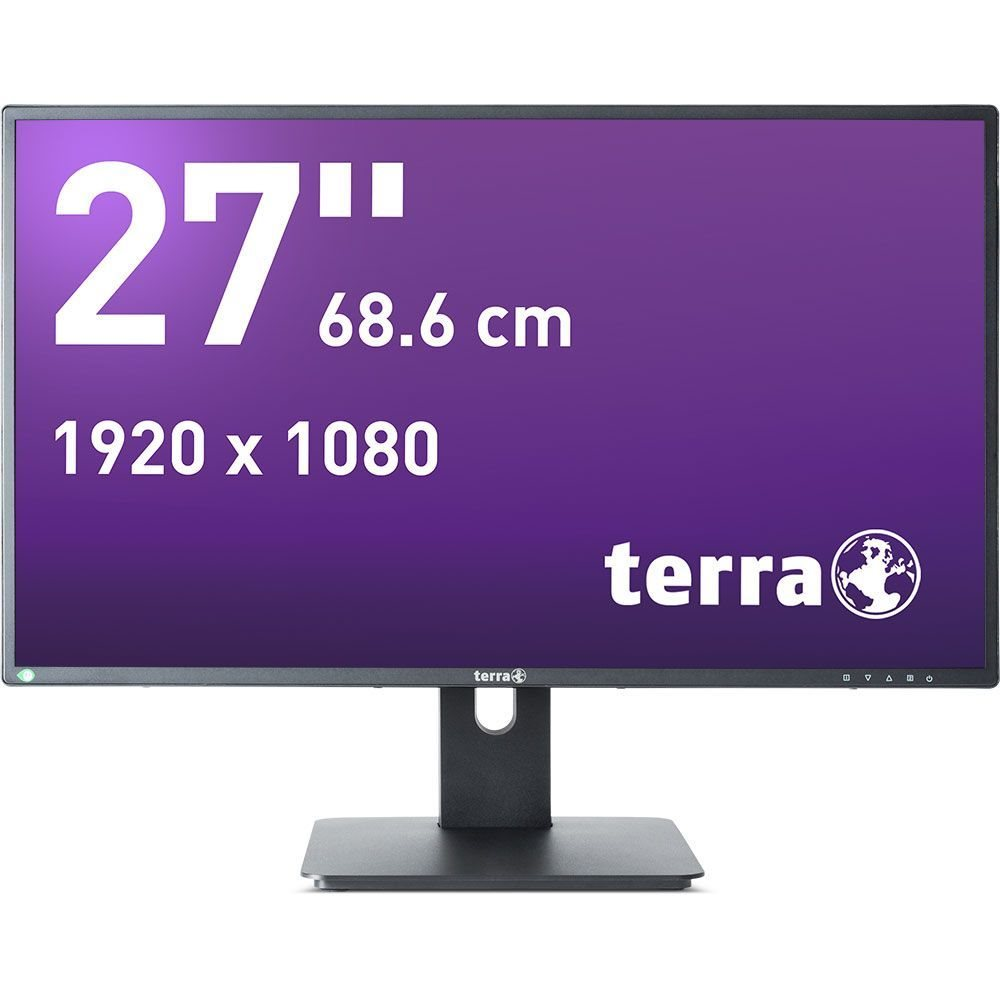 Wortmann TERRA LED 2756W PV - GREENLINE PLUS - LED-Monitor