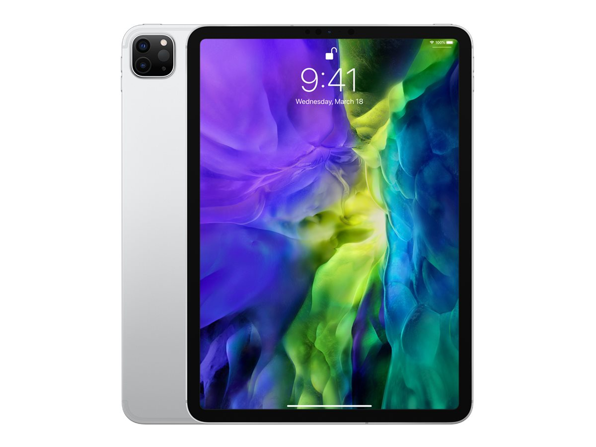"Apple 11-inch iPad Pro Wi-Fi + Cellular - 2. Generation - Tablet - 128 GB - 27.9 cm (11"")"