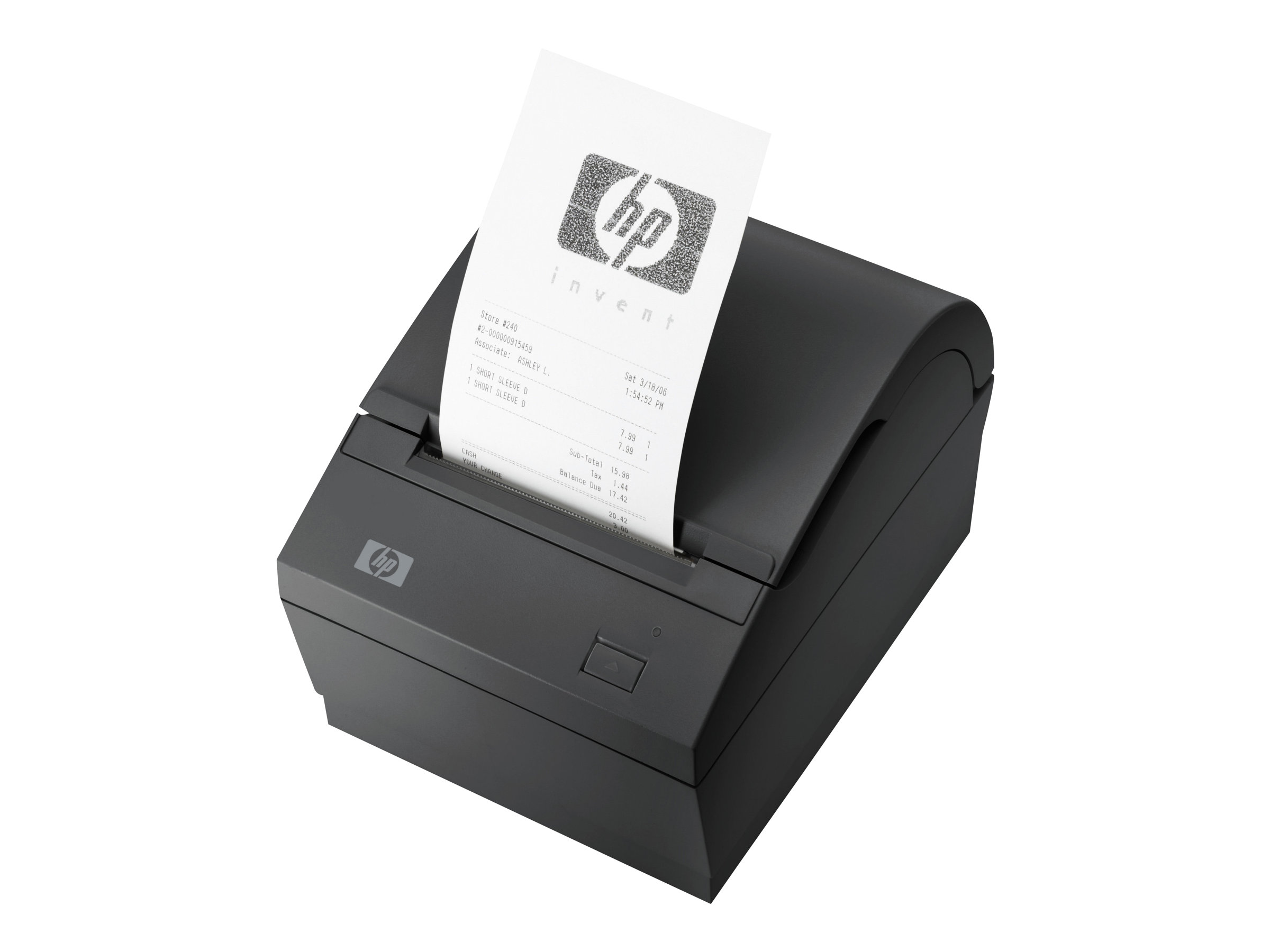 HP Dual Serial USB Thermal Receipt Printer - Belegdrucker
