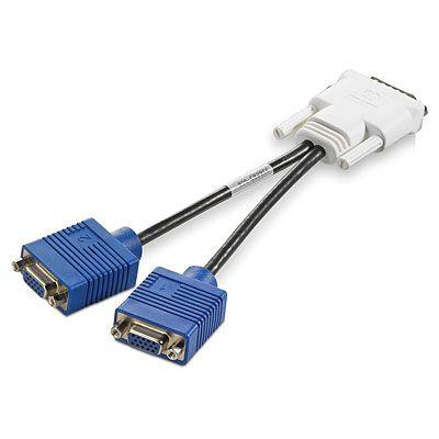 HP VGA-Kabelkit DMS-59 auf Dual