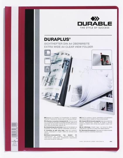 Durable 257903- Angebotshefter - Schnellhefter - überbreite