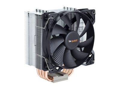 Be Quiet! Pure Rock - Prozessor-Luftkühler - (für: LGA1156, AM2, AM2+, LGA1366, AM3, LGA1155, AM3+, FM1, FM2, LGA1150, FM2+, LGA1151, LGA2011-3 (Square ILM)