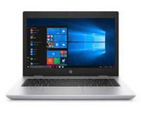 HP ProBook 640 G5 - Core i5 8265U / 1,6 GHz - Win 10 Pro 64-Bit - 8GB