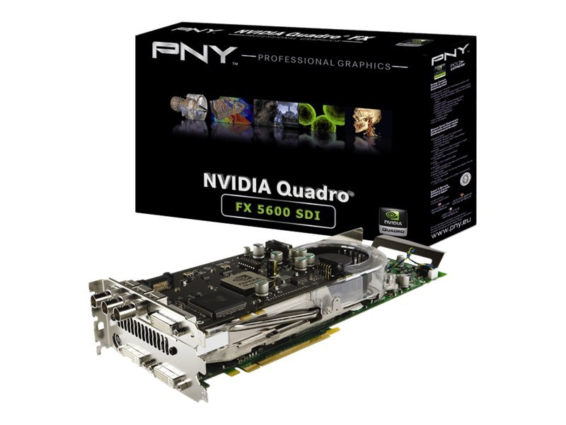 PNY NVIDIA Quadro FX 5600 SDI by PNY
