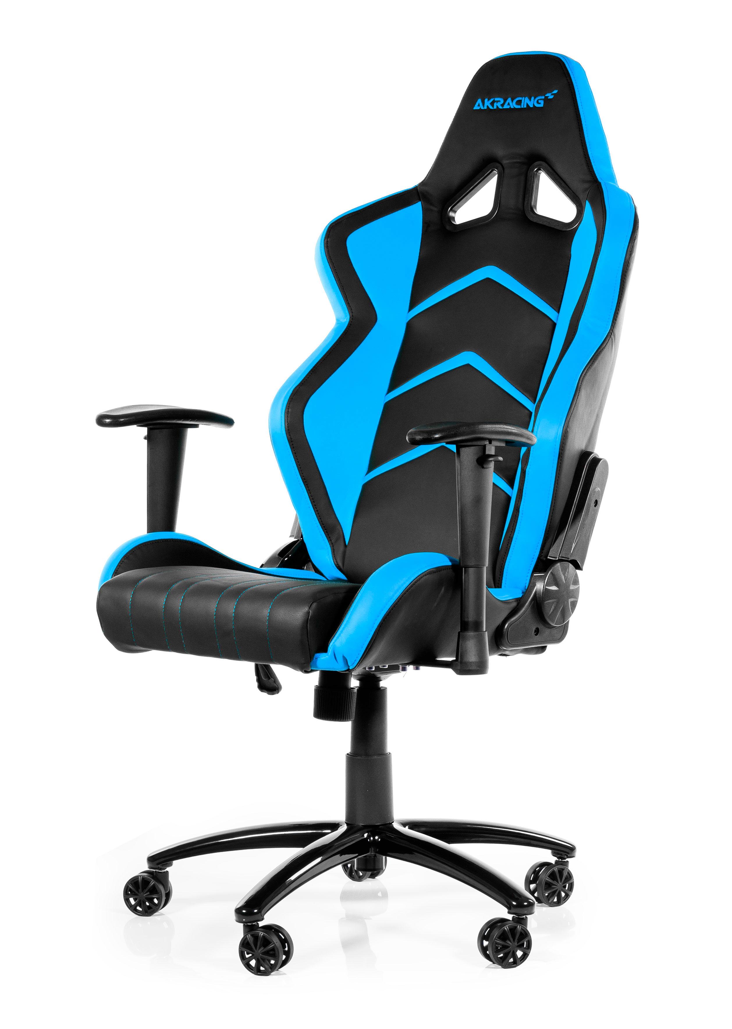 Image of AKRacing AK-K6014-BL Videospiel-Stuhl PC-Spielstuhl Gepolsterter Sitz