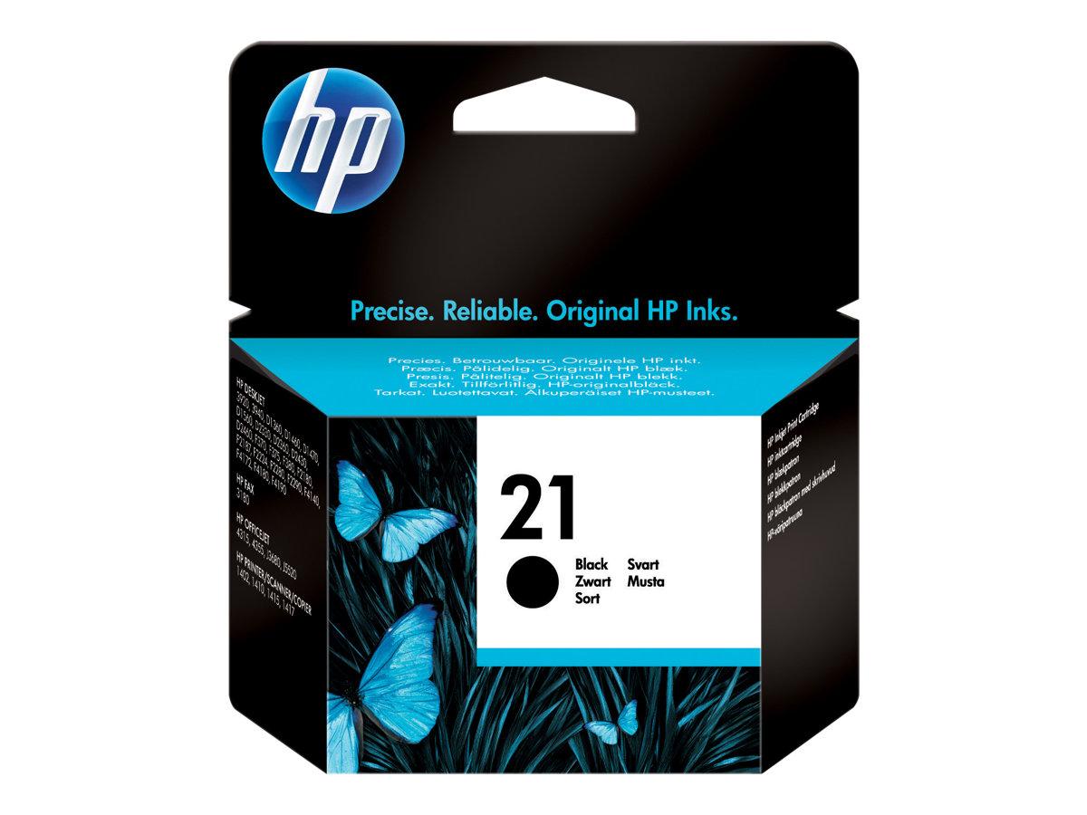 HP 21 - 5 ml - Schwarz - Original - Blisterverpackung