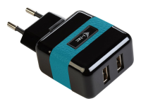 USB Power Charger 2 Port 2.1 A