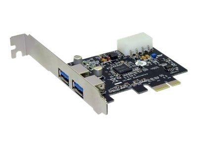 Sedna SE-PCIE-USB3-2 - USB-Adapter - PCIe - USB