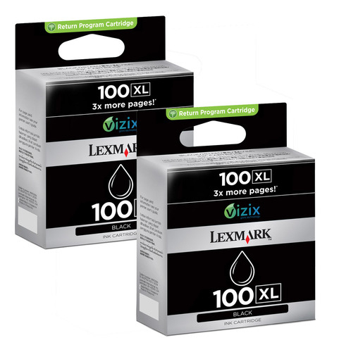 Lexmark 14N0848 Schwarz Tintenpatrone