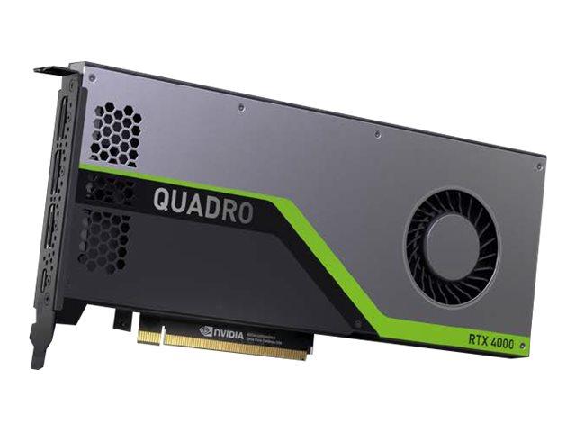 Fujitsu NVIDIA Quadro RTX 4000 - Grafikkarten - Quadro RTX 4000