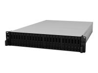RX2417SAS Rack (2U) Schwarz Disk-Array