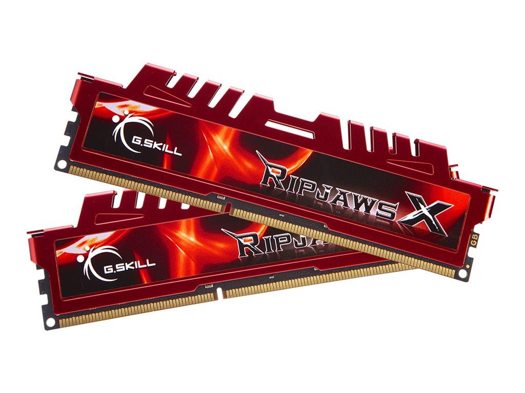 G.Skill Ripjaws-X F3-12800CL9D-8GBXL - DDR3 - kit
