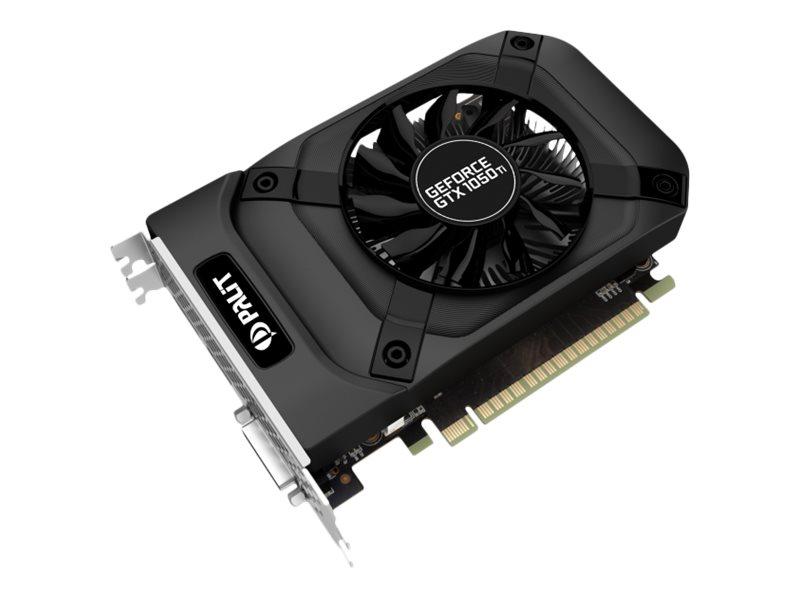 Palit GeForce GTX 1050 Ti StormX - Grafikkarten