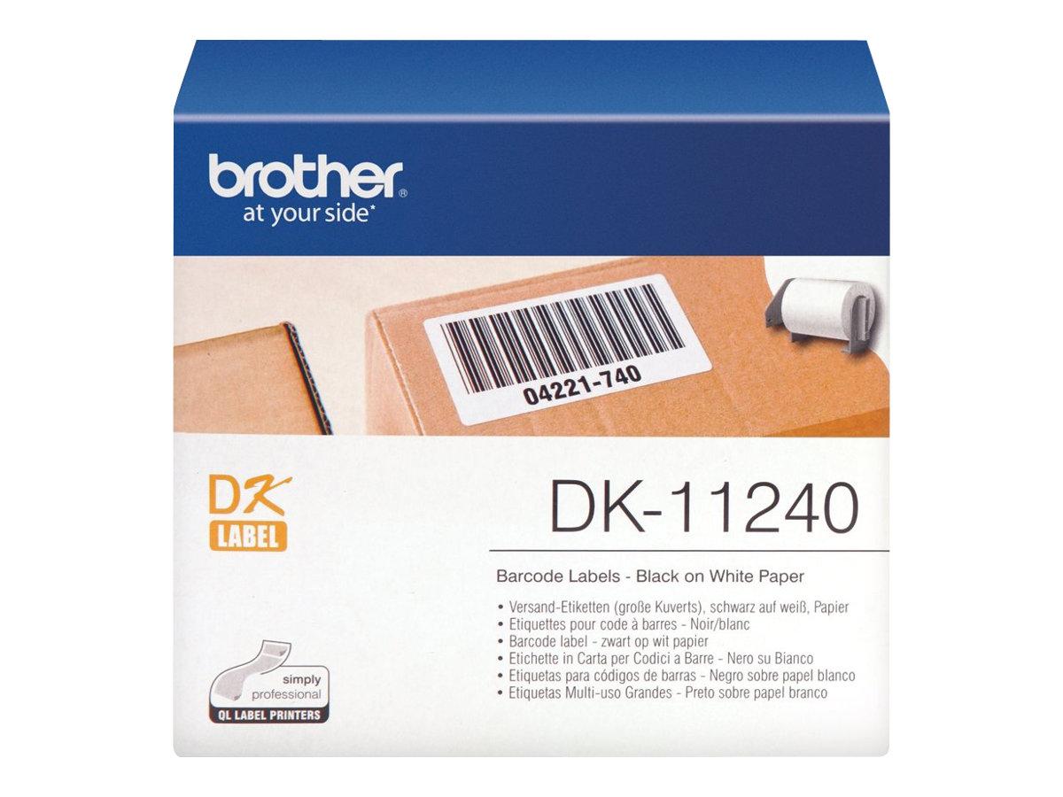 Brother DK-11240 - 51 x 102 mm 600 Etikett(en) Versandetiketten