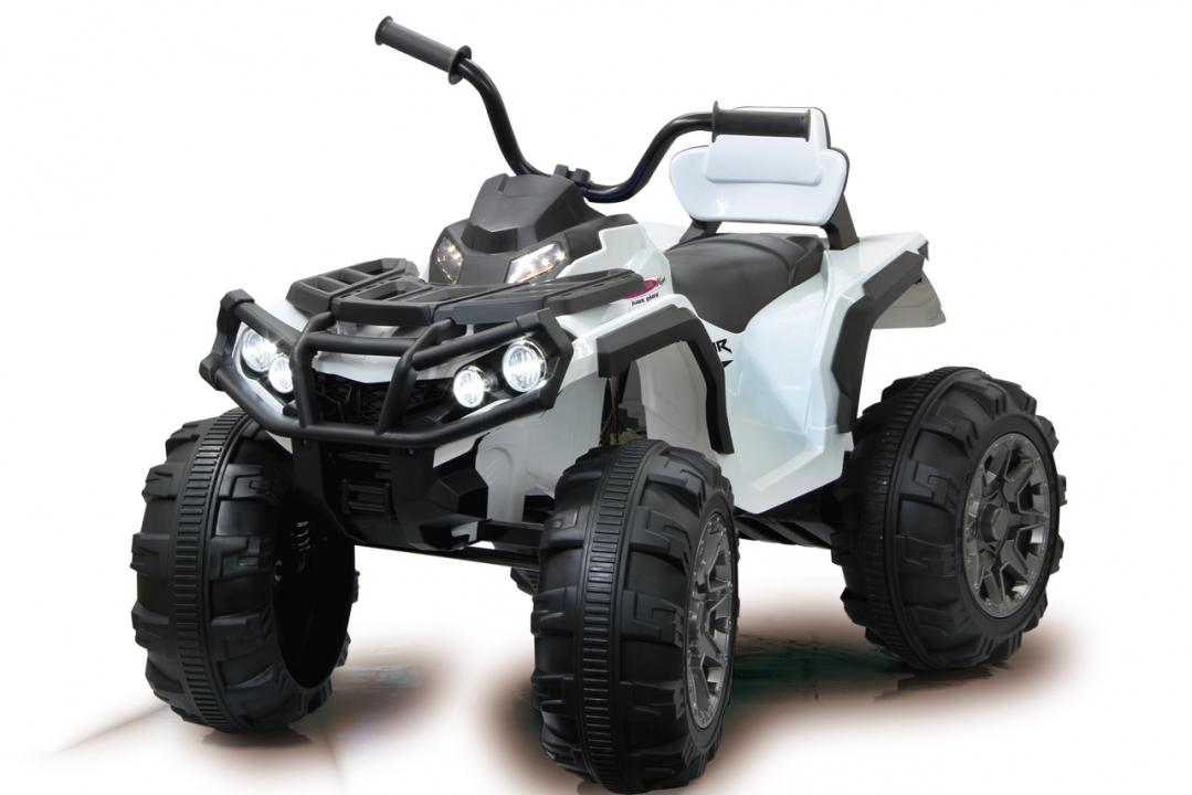 JAMARA Quad Protector - Batteriebetrieben - Vierrad - Junge/Mädchen - 3 Jahr(e) - 4 Rad/Räder - Schwarz - Weiß