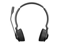 14401-15 Headset Binaural Kopfband Schwarz