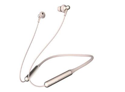 1MORE E1024BT Headset Inear Calls & Music Gold Binaural Buttons