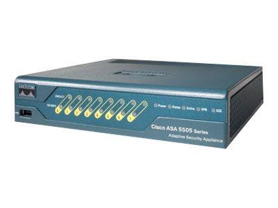 Cisco ASA5505-SEC-BUN-K9 Firewall (ASA5505-SEC-BUN-K9)