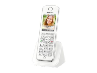FRITZ!Fon C4 International DECT-Telefon Weiß