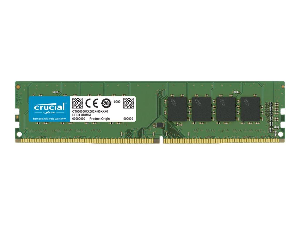 Micron Crucial - DDR4 - Modul - 4 GB - DIMM 288-PIN