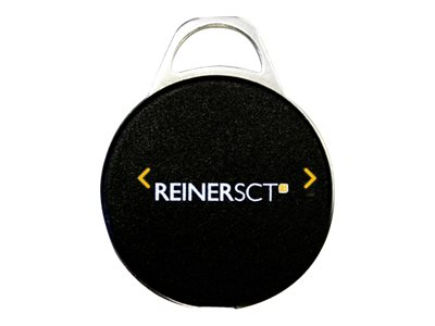 ReinerSCT timeCard Premium transponder MIFARE DESFire EV2 - RFID-Tag - mattschwarz (Packung mit 5)