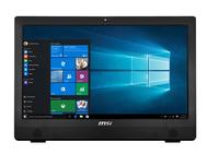 Pro 24T 6M-032DE 3.7GHz i3-6100 23.6Zoll 1920 x 1080Pixel Touchscreen Schwarz All-in-One-PC