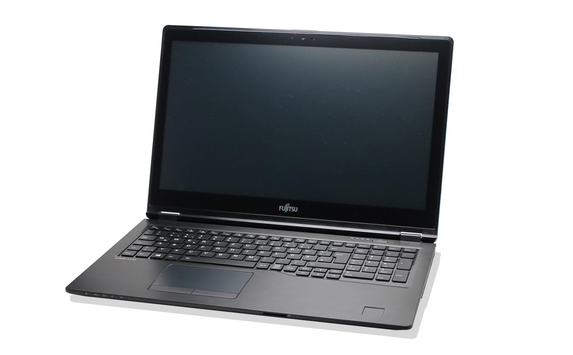 Fujitsu LIFEBOOK U7510 - Intel® Core™ i5 Prozessoren der 10. Generation - 1,7 GHz - 39,6 cm (15.6 Zoll) - 1920 x 1080 Pixel - 8 GB - 512 GB