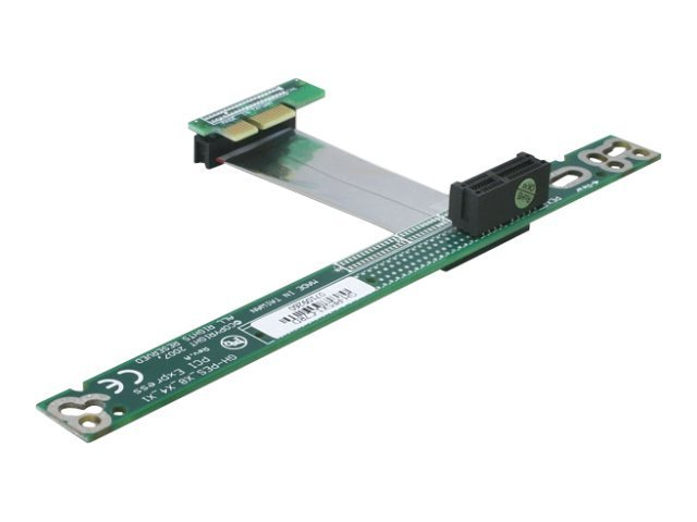 Riser Card PCI Express x1 with Flexible Cable
