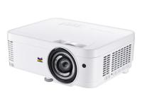 PS600W Desktop-Projektor 3500ANSI Lumen DLP WXGA (1280x800) Weiß Beamer
